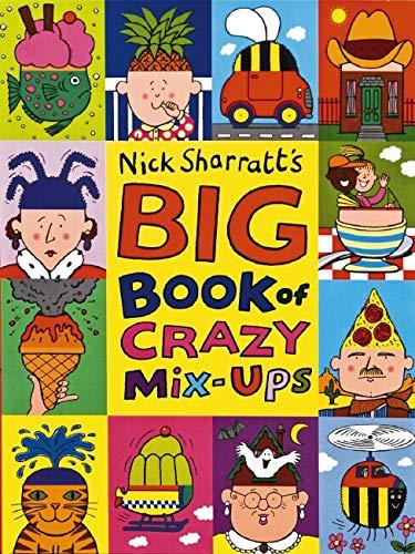 9780439943178: The Big Book of Crazy Mix-Ups