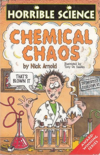 9780439943413: Chemical Chaos (Horrible Science)