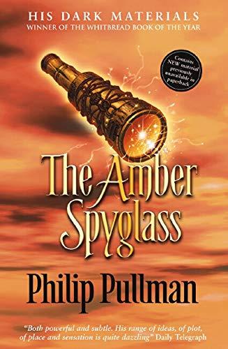 9780439943659: The Amber Spyglass (His Dark Materials)