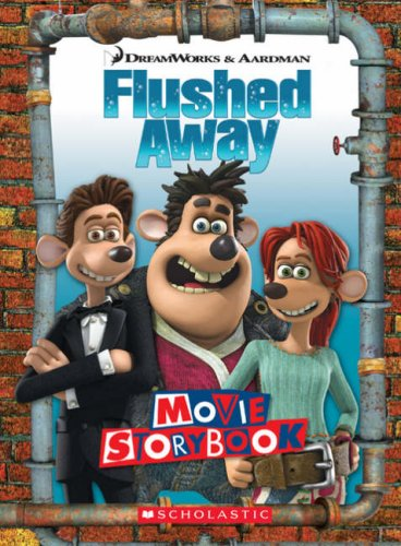 flushed away quot the movie storybook flushed away by