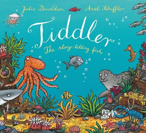 9780439943772: Tiddler