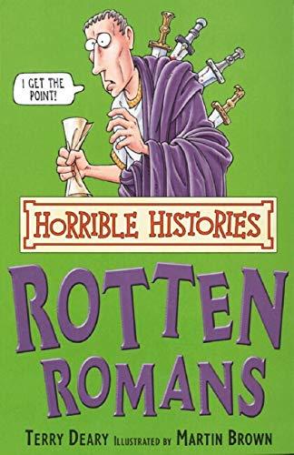 9780439944007: The Rotten Romans (Horrible Histories) (Horrible Histories) (Horrible Histories)