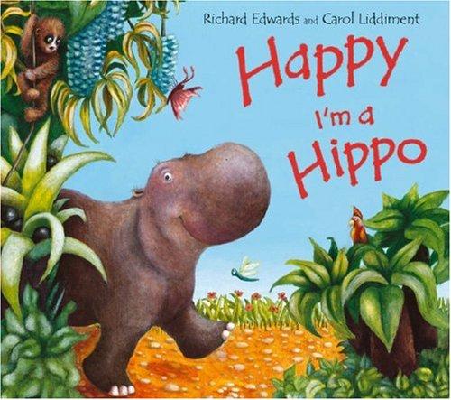 9780439944373: Happy I'm a Hippo