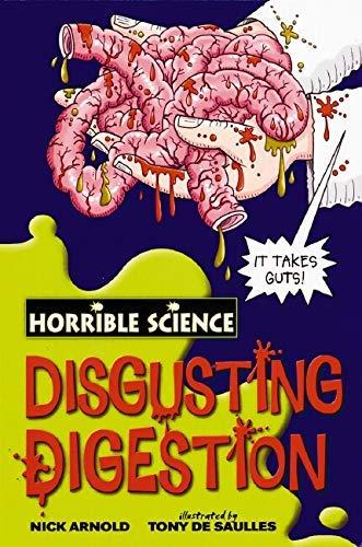 9780439944458: Disgusting Digestion (Horrible Science)