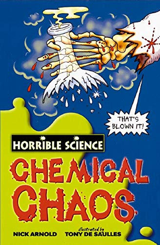 9780439944502: Chemical Chaos (Horrible Science)