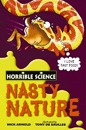 9780439944519: Nasty Nature (Horrible Science)