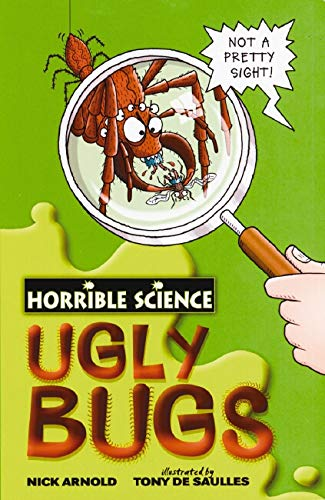 9780439944526: Ugly Bugs (Horrible Science)