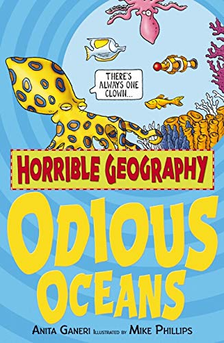 9780439944540: Odious Oceans (Horrible Geography)