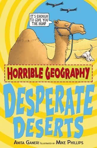 9780439944557: Desperate Deserts (Horrible Geography)
