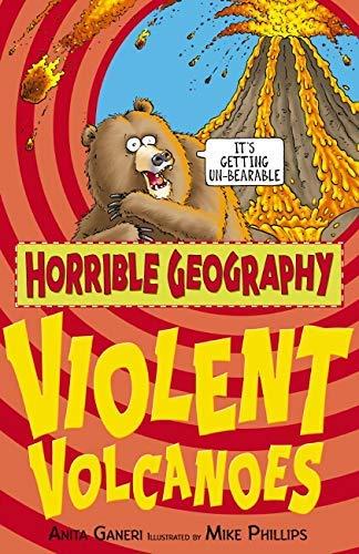 9780439944588: Violent Volcanoes (Horrible Geography)