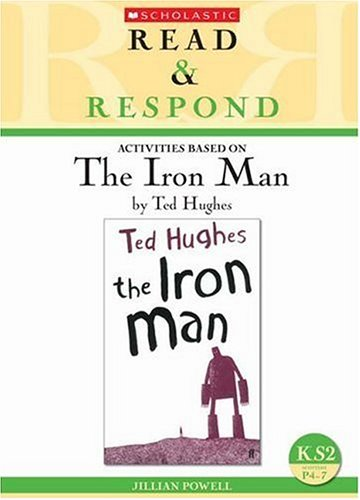 9780439944953: The Iron Man (Read & Respond)