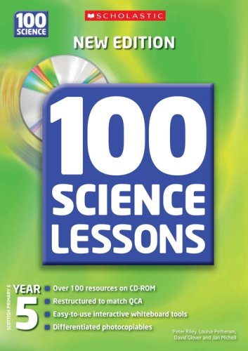 9780439945073: 100 Science Lessons for Year 5 with CDRom
