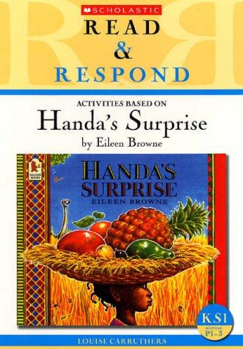 9780439945202: Handa's Surprise Teacher Resource: Teacher's Resource (Read & Respond)