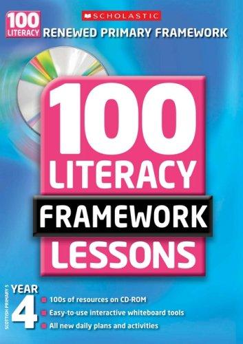 100 New Literacy Framework Lessons for Year: Jillian Powell; Fiona