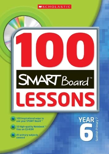 9780439945424: Year 6 (100 Smartboard Lessons)