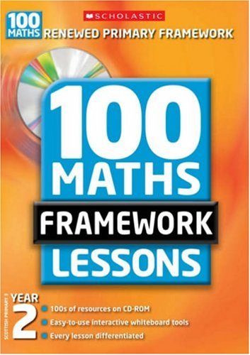 9780439945479: 100 New Maths Framework Lessons for Year 2 (100 Maths Framework Lessons Series)