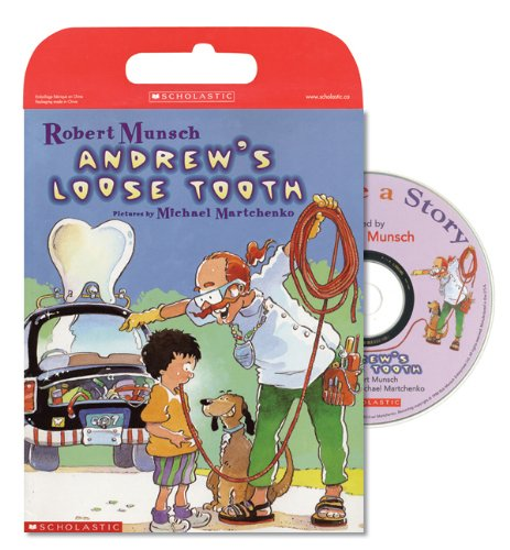 9780439946162: Andrew's Loose Tooth (Book & CD)