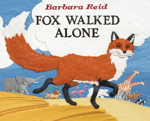 9780439949101: Fox Walked Alone