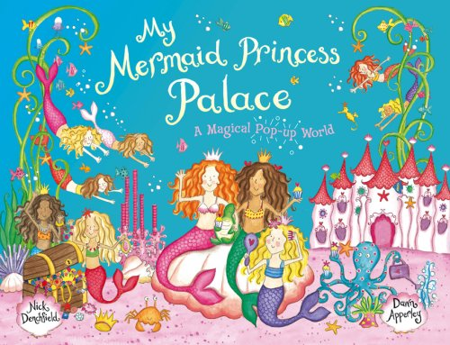 9780439950275: My Mermaid Princess Palace: a Pop-up Book: A Magical Popup World