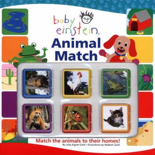 9780439950411: Animal Match