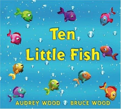 9780439951104: Ten Little Fish