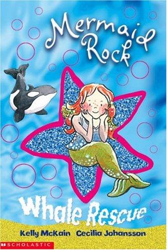 9780439951135: Whale Rescue (Mermaid Rock)