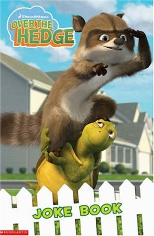 9780439951210: Over the Hedge: Joke Book (Over the Hedge)