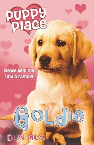 9780439951395: c Goldie (Puppy Place)