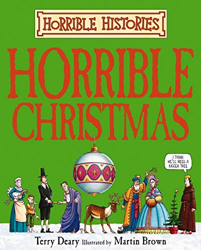 9780439951456: Horrible Christmas (Horrible Histories)