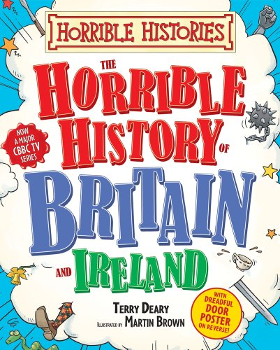 9780439953955: The Horrible History of Britain (Horrible Histories)