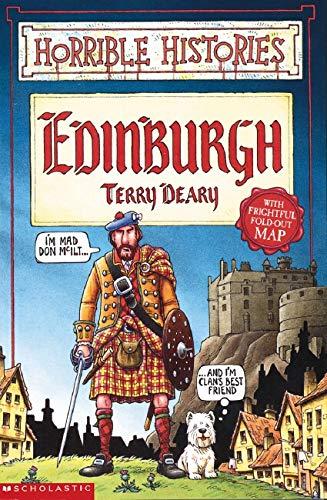 9780439953979: Edinburgh (Horrible Histories)