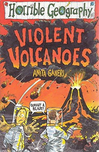 9780439954273: Violent Volcanoes