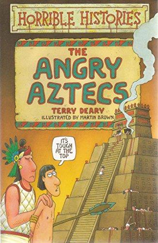 9780439954327: The Angrey Aztecs