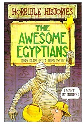 9780439954334: The Awesome Egyptians