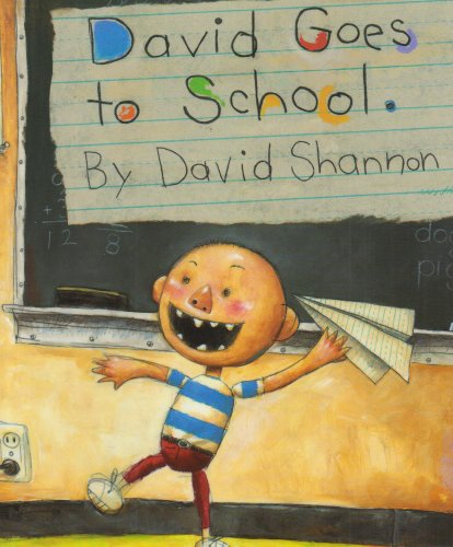 9780439954518: David Goes to School (No, David!)