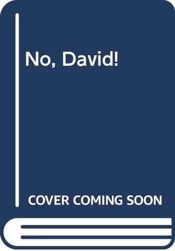 9780439954525: No, David!