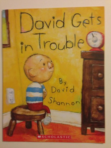 9780439954532: David Gets in Trouble