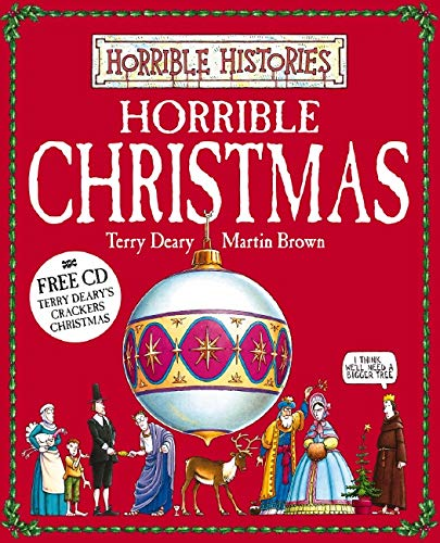 Horrible Christmas (Horrible Histories) (0439954592) by Terry Deary