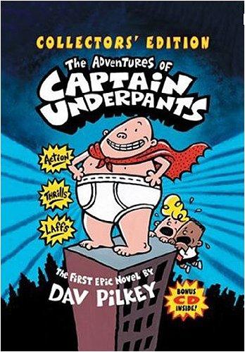 9780439954778: Captain Underpants and the perilous plot of Professor Poopypants