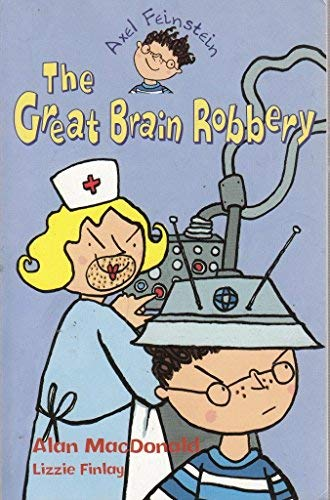 9780439955027: The Great Brain Robbery