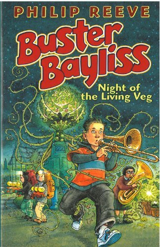 9780439955638: Buster Bayliss: Night of the Living Veg