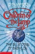 9780439955850: Blue Djinn of Babylon (Children of the Lamp (Paperback))
