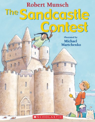 9780439955898: The Sandcastle Contest