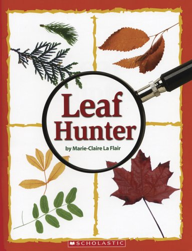 9780439956987: Leaf Hunter