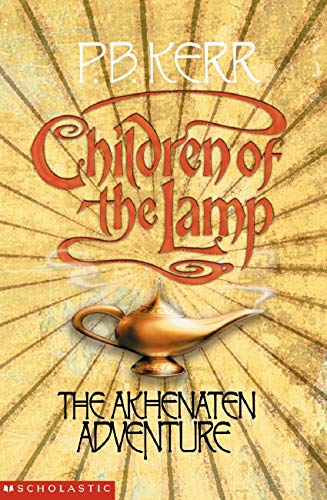 9780439959513: Children Of The Lamp: The Akhenaten Adventure