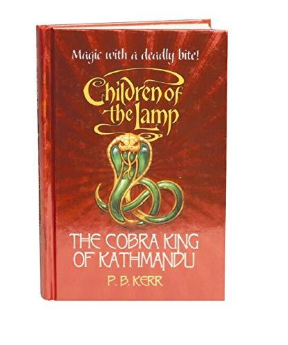 9780439959582: The Cobra King of Kathmandu (Children of the Lamp)