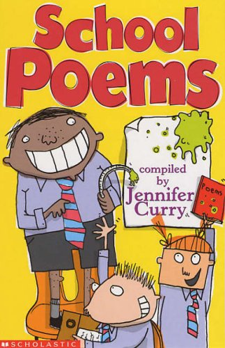 9780439959728: School Poems (Young Hippo Poetry)
