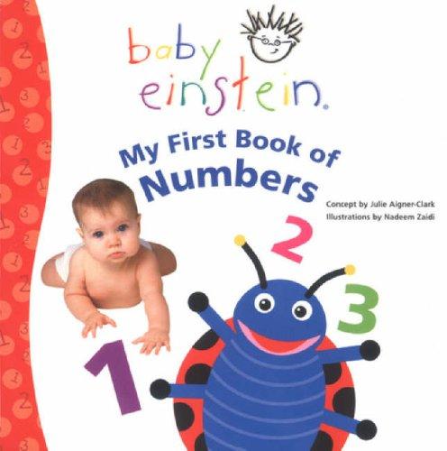 9780439960632: My First Book of Numbers (Baby Einstein) (Baby Einstein)