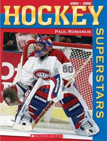 9780439961332: Hockey Superstars 2004-2005