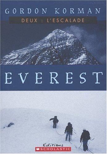 L' Escalade (Everest) (French Edition): Korman, Gordon